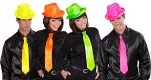Les différentes formes de chapeau fluorescent
